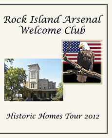 Rock Island Arsenal Tour of Homes 2012