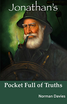 Book Cover, Jonathan's Pocket Full of Truths