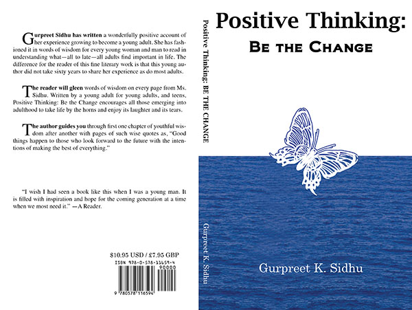Freedom Road Publishing | Positive Thinking Be the Change