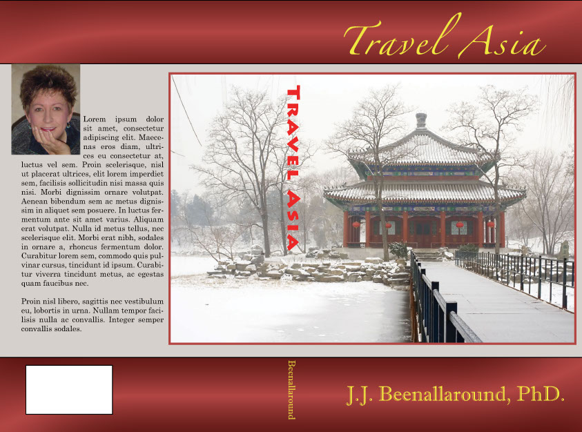 Freedom Road Publishing | Adobe InDesign Book Cover